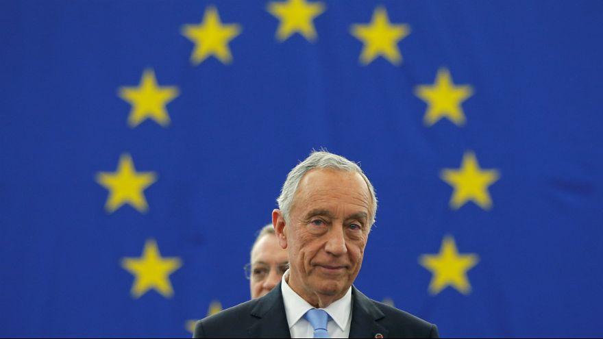 Presidente de Portugal diz que há União Europeia sem Reino Unido
