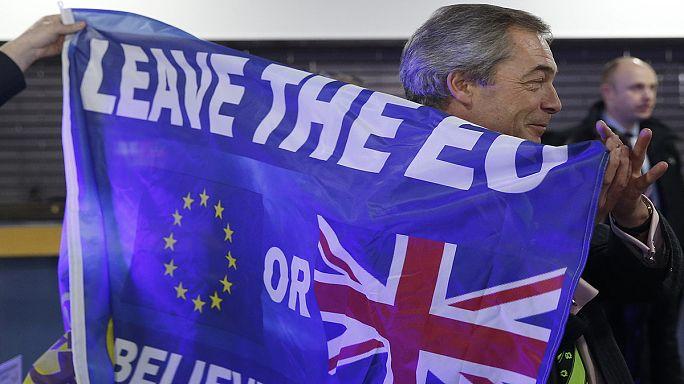 Brit referendum: az első dominó eldőlt