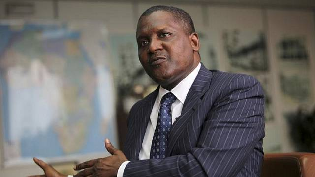 Dangote plans $12m private crude oil refinery in Nigeria by 2019