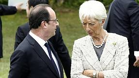 Lagarde says IMF stands ready to moderate Brexit effects