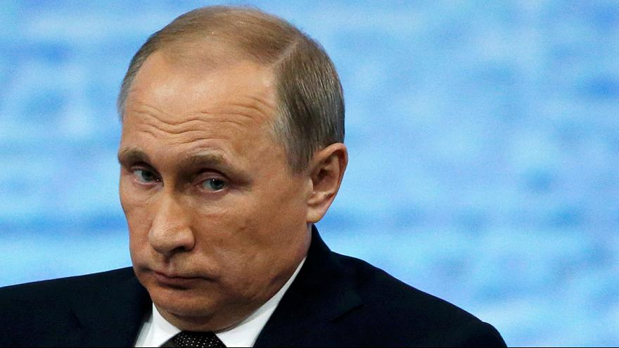 """Путин о """"брексите"""": """"Это выбор подданных Великобритании"""""""