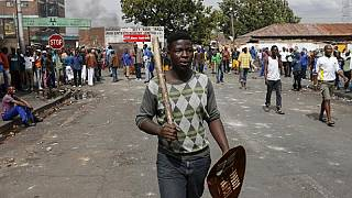 South Africa protests: Death toll rises