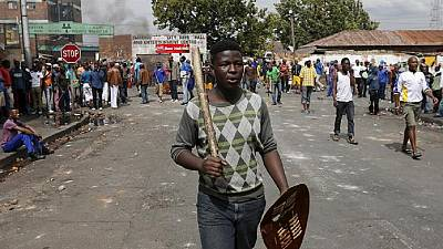 Afrique du Sud/Violences à Pretoria : le bilan des morts a augmenté