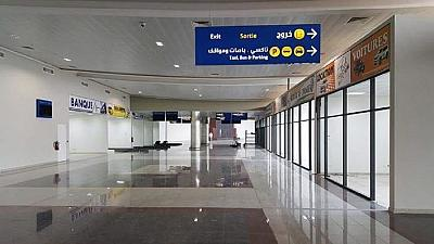 Mauritania opens new international airport ahead of Arab League Summit
