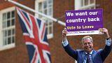 Farages Wahlkampf-Lüge: das gebrochene 350 Mio. £ Versprechen
