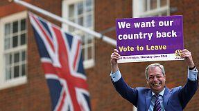 Farages Wahlkampf-Lüge: das gebrochene 350 Mio. Versprechen