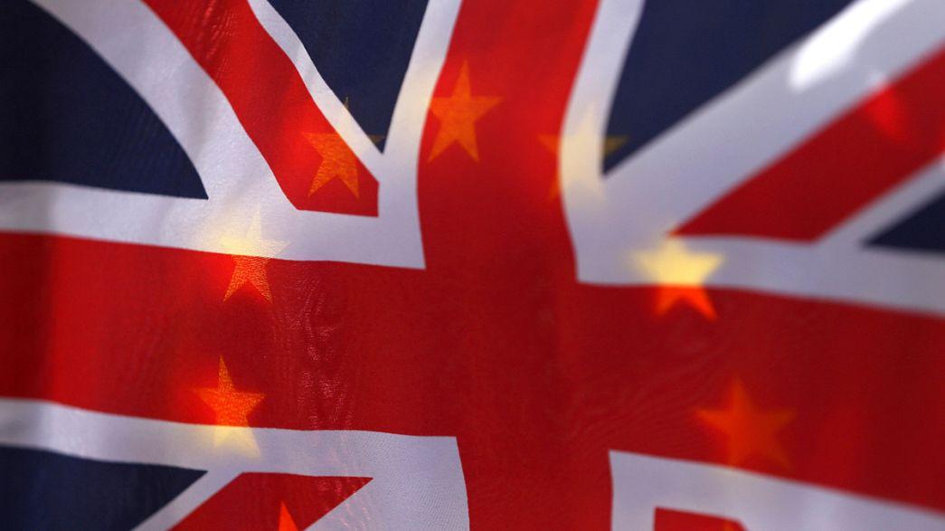 Birleşik Krallık AB'den çıkıyor