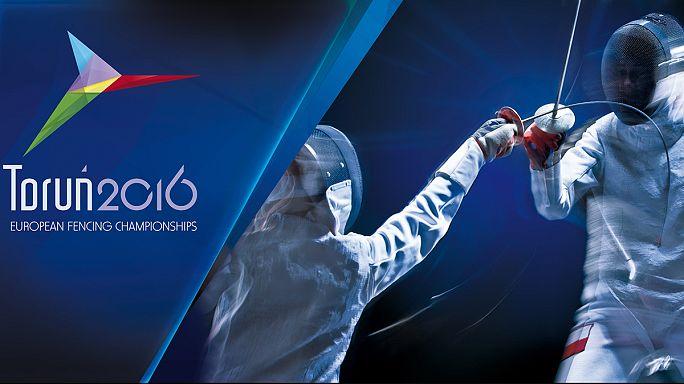 Eskrim: Fransız erkekler takımı yine Avrupa Şampiyonu