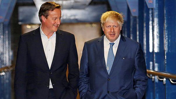 بوريس جونسون الأوفر حظا لخلافة كامرون في بريطانيا