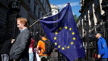 EU friendly London shocked after Britain vote to leave