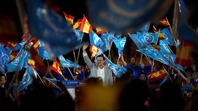Finiséhez érkezett a kampány Spanyolországban