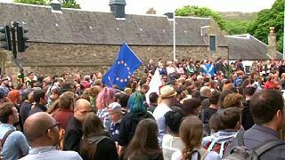 Ecosse : les mécontents du Brexit se sont exprimés