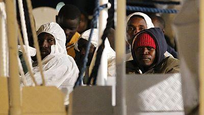 Migrants : augmentation des opérations de sauvetage