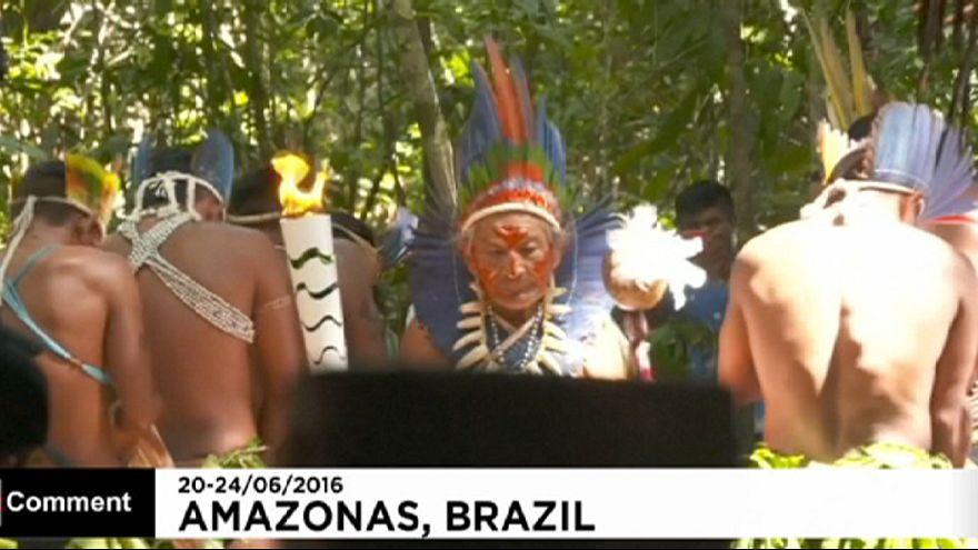 La antorcha olímpica no ilumina la verdad sobre el Amazonas