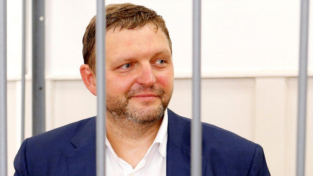 Басманный суд арестовал Никиту Белых