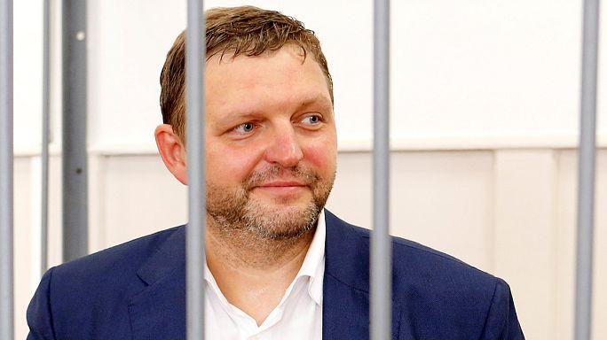 القاء القبض على حاكم إحدى المناطق الروسية متلبسا بتلقي رشوة ب: 400.000 يورو