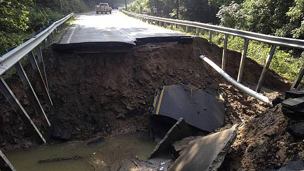 More than 20 dead in West Virginia in US state's 'worst floods in a century'