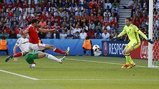 Euro 2016: Portugal, Polonia y Gales logran el billete para cuartos de final
