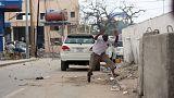 Szomália: halálos terrortámadás egy szállodánál