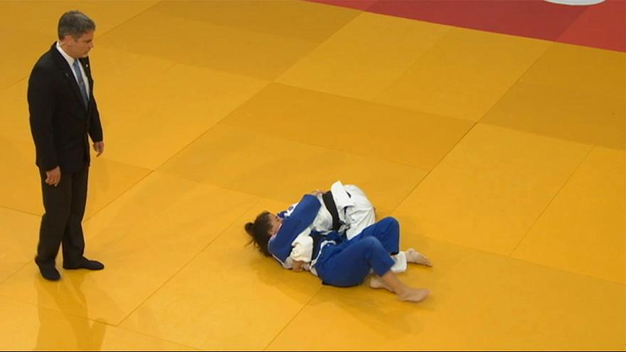Judo: Youthful Japanese team sound Rio warning bells after dominant display at Budapest Grand Prix