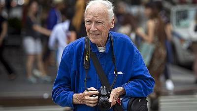 Famed fashion photographer Bill Cunningham dies at 87