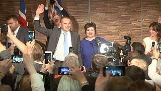 Islande: Gudni Th. Johannesson élu président