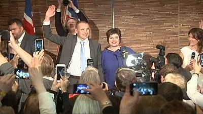 Iceland's new President Gudni Johannesson off to France for the football