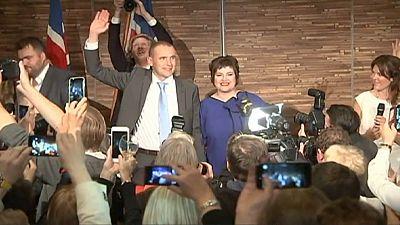 Islanda, Johannesson eletto presidente