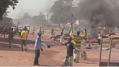 Red cross warns of rising tensions in CAR