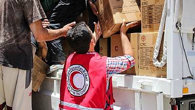 ICRC and China to partner in tackling Africa's humanitarian affairs