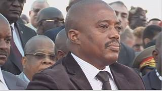 Group of global legislators urge Kabila to leave office when term ends