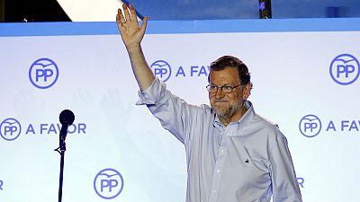 Spagna, il PP di Rajoy prima partito, avrà 137 seggi in Parlamento