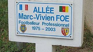 13-years on, football world mourns Cameroon's Marc-Vivien Foé