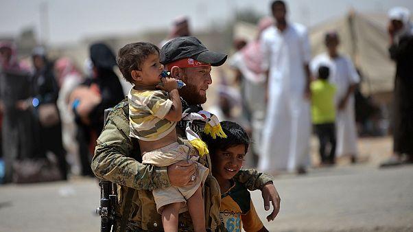 القوات العراقية تعلن سيطرتها التامة على الفلوجة
