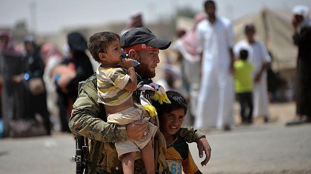 Iraqi commander declares 'battle of Falluja over'