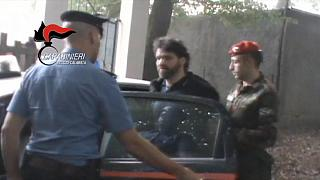 Húsz év után kattant a bilincs a nápolyi maffiavezér kezén