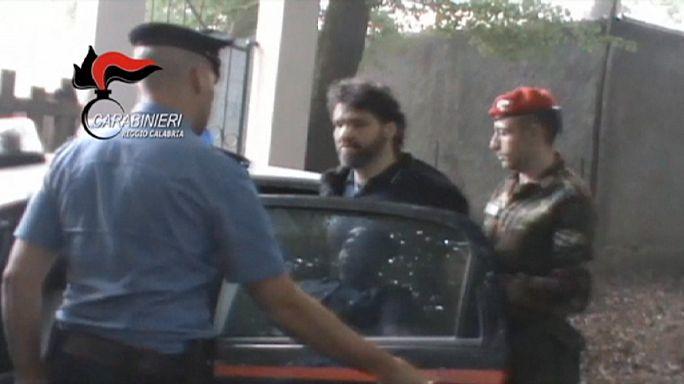 В Италии арестован второй самый разыскиваемый в стране преступник