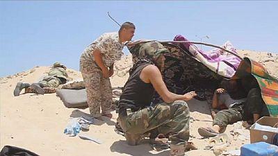 Libye : des avancées significatives pour les forces pro-gouvernementales à Syrte