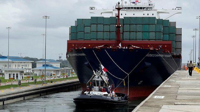 Le canal de Panama élargi a été inauguré