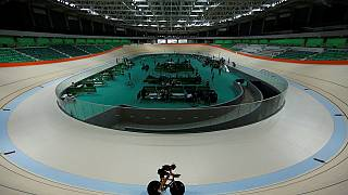 Rio Olympic velodrome inaugurated
