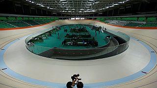 Rio Olympic velodrome inaugurated