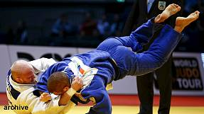 Europeans dominate final day of Budapest Judo Grand Prix