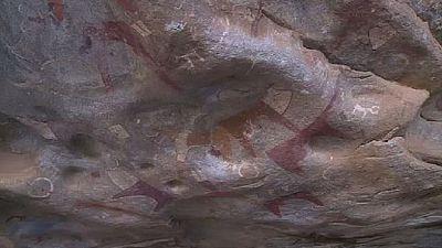 Ancient art in Somaliland