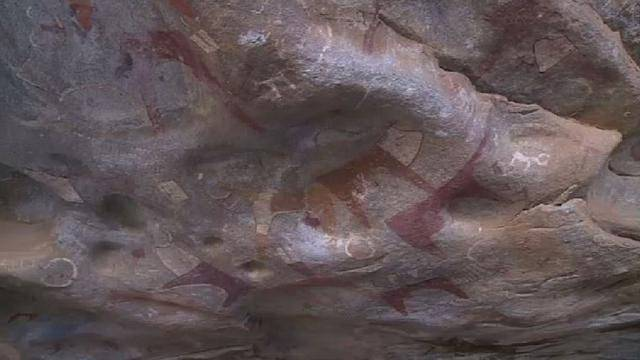 Somaliland : les peintures rupestres de la cave de Laas Geel menacées de disparition