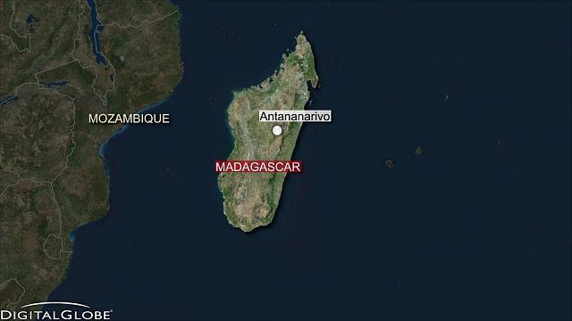 Madagascar stadium blast kills two
