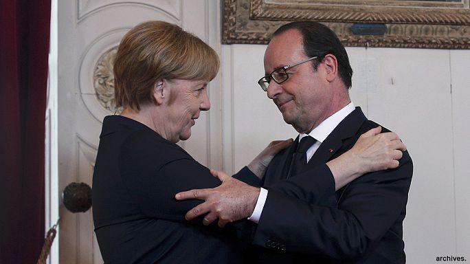 Merkel, Holllande y Renzi se reúnen en Berlín por una estrategia común ante el Brexit