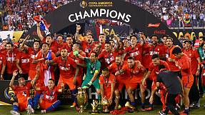Chile beats Argentina 4 – 2 on penalties in  Copa America final