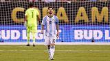 Messi diz adeus à carreira na Seleção da Argentina