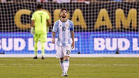 Lionel Messi ha annunciato il suo ritiro dalla Nazionale argentina (media locali)