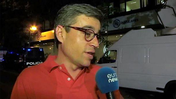 Sense of deja-vu grips Spain